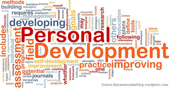 Show How to Record Progress in Relation to Personal Development