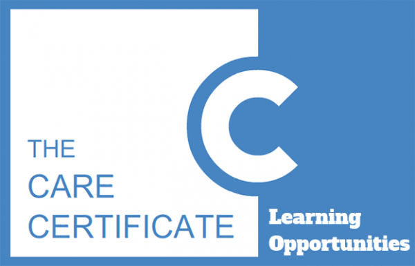 Learning Opportunities - Care Certificate