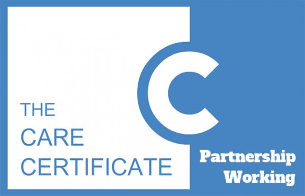 Partnership Working - Care Certificate