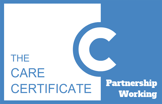 Partnership Working - Care Certificate