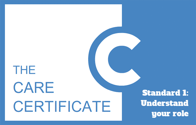 Standard 1: Understand your role - Care Certificate