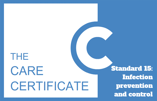 Standard 15: Infection prevention and control - The Care Certificate