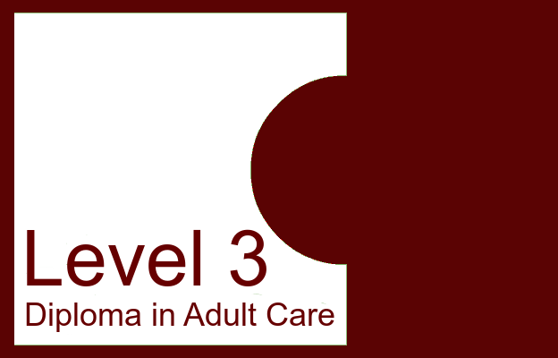 Level 3 Diploma in Adult Care questions and answers