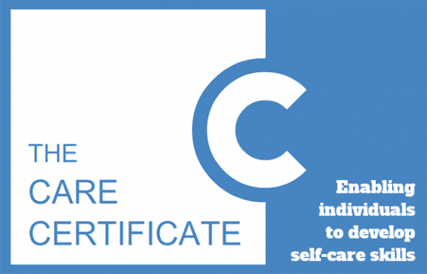 Enabling individuals to develop self-care skills - The Care Certificate