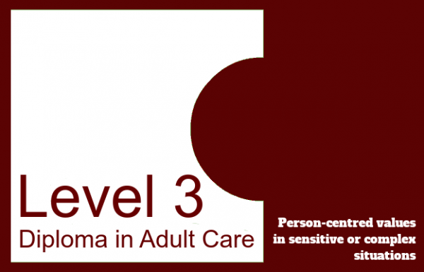 Person-centred values in sensitive or complex situations
