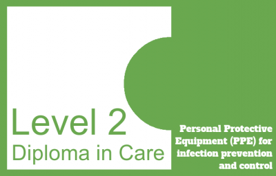 Personal Protective Equipment for Infection Prevention and Control - Level 2 Diploma in Care