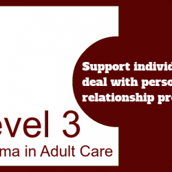 Support Individuals to Deal with Personal Relationship Problems