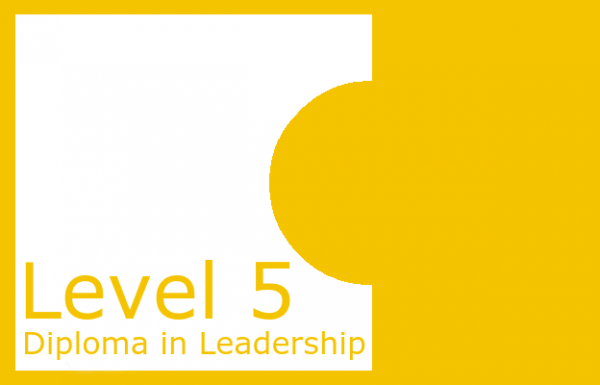 Level 5 Diploma in Leadership
