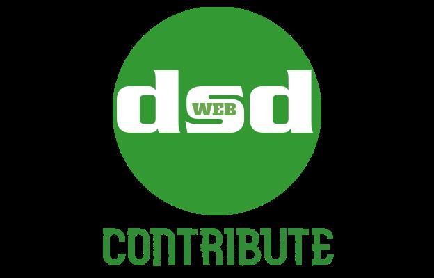 Contribute dsdWEB