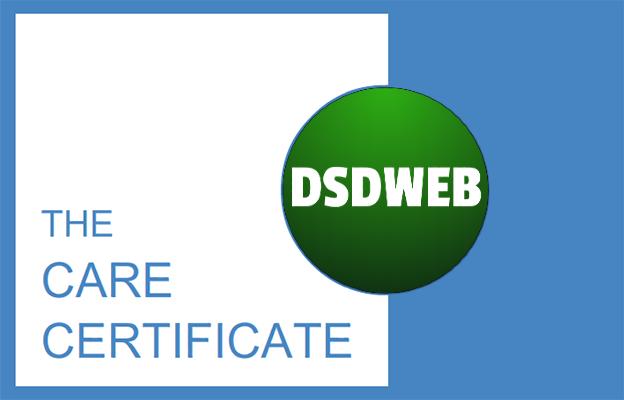 The Care Certificate - DSDWEB