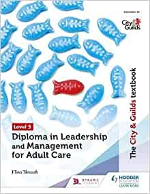 Level 5 Diploma in Care Textbook